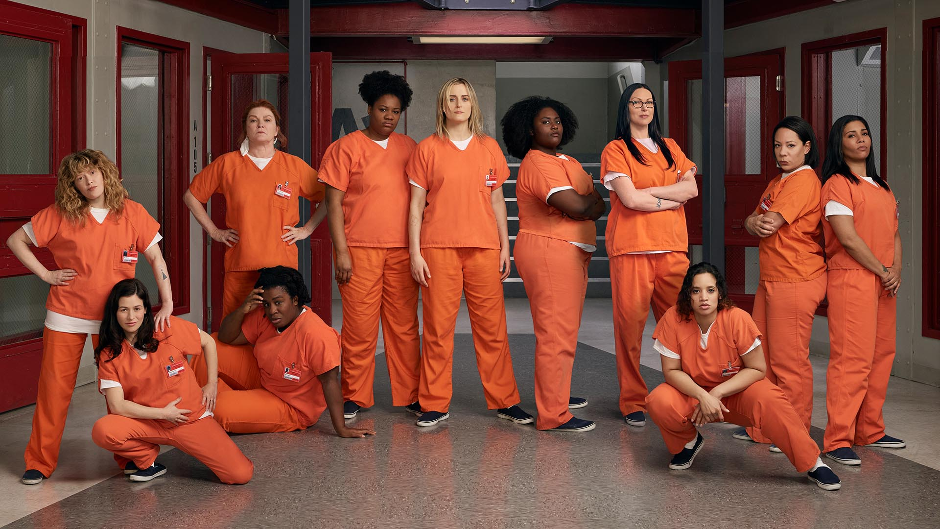 Commentary Orange Is The New Black For Netflix Buttons Ny