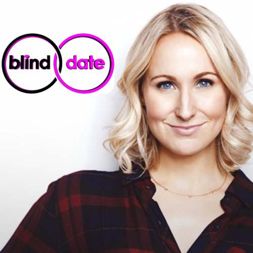 Nikki Glaser records VO at Buttons NY